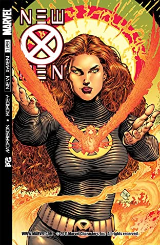 New X-Men (2001-2004) No.128