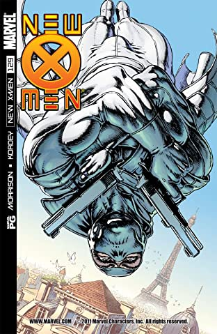 New X-Men (2001-2004) No.129