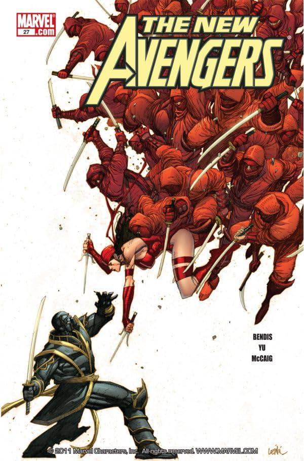 New Avengers (2004-2010) #27