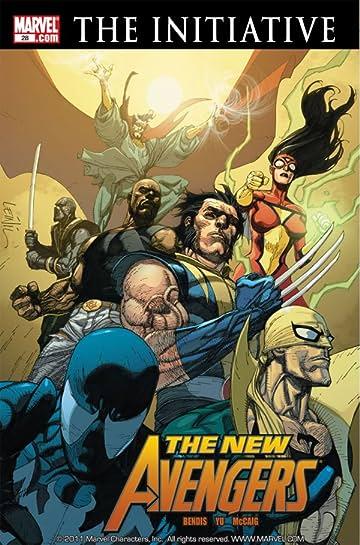 New Avengers (2004-2010) #28