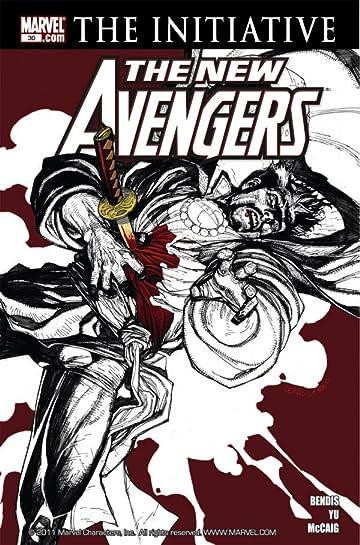 New Avengers (2004-2010) #30