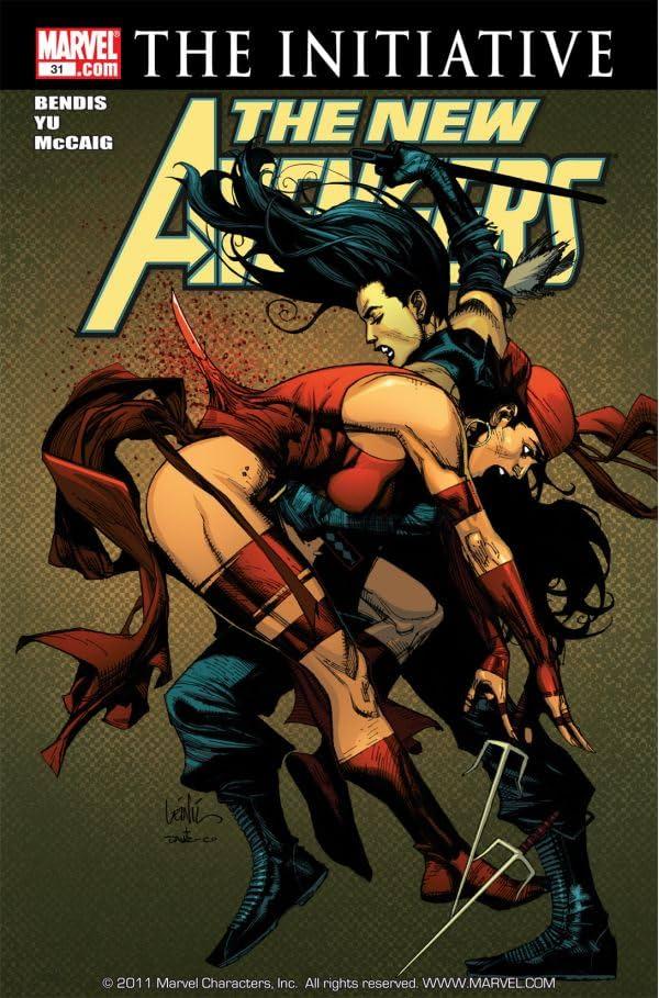 New Avengers (2004-2010) #31