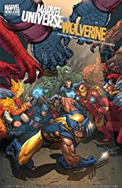 Marvel Universe vs. Wolverine #1 (of 4)