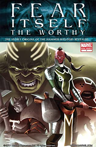 Fear Itself: The Worthy One-Shot