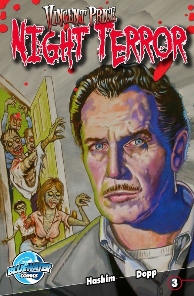 Vincent Price: Night Terror #3