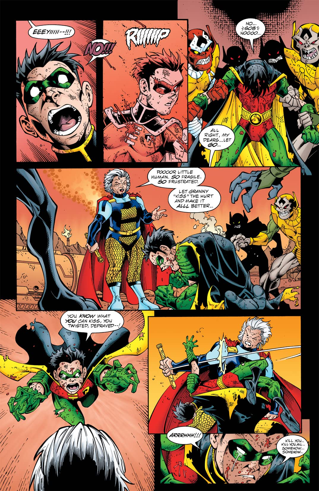 Young Justice (1998-2003) #37