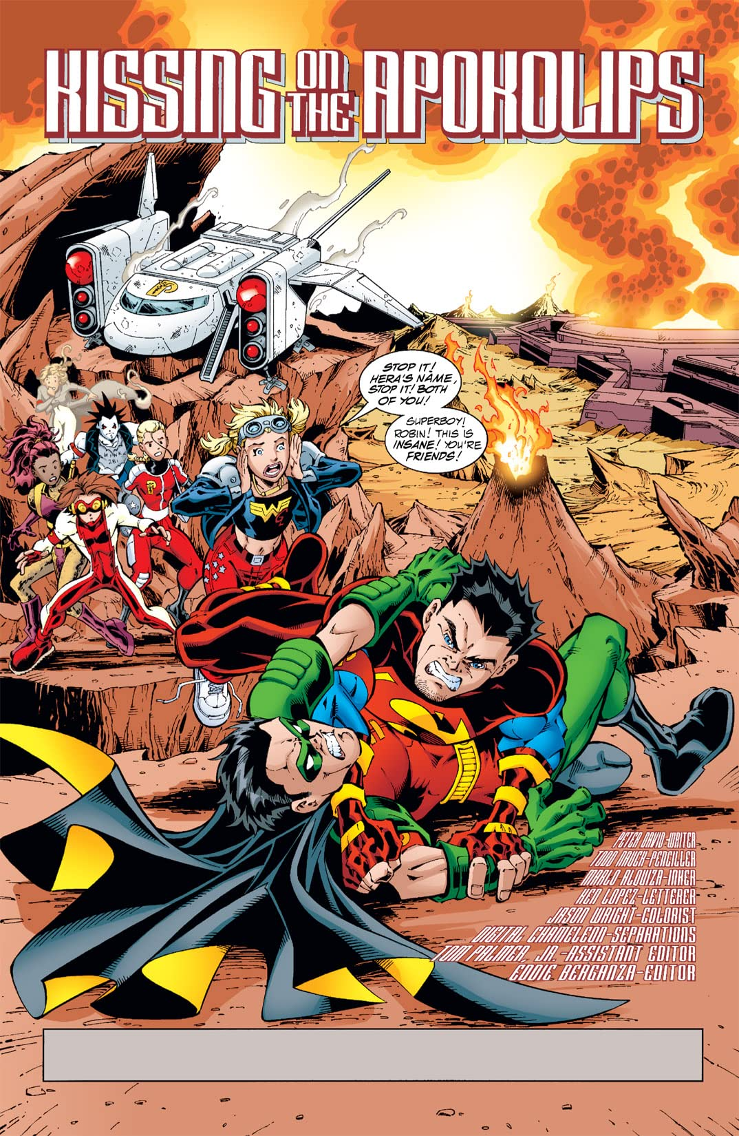 Young Justice (1998-2003) #36