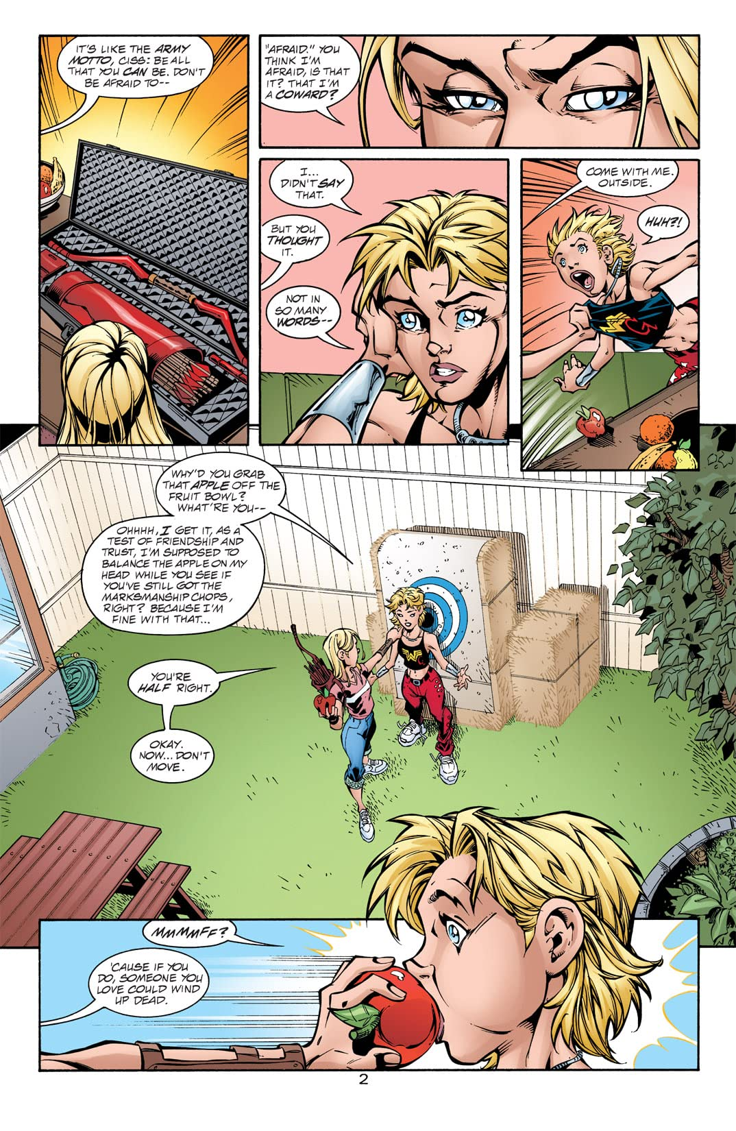 Young Justice (1998-2003) #35