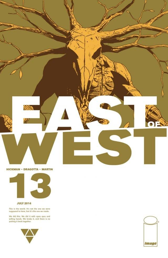 East of West No.13