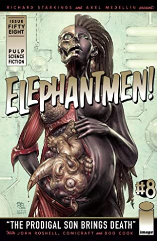 Elephantmen No.58