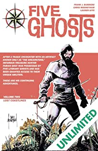 Five Ghosts Vol. 2: Lost Coastlines