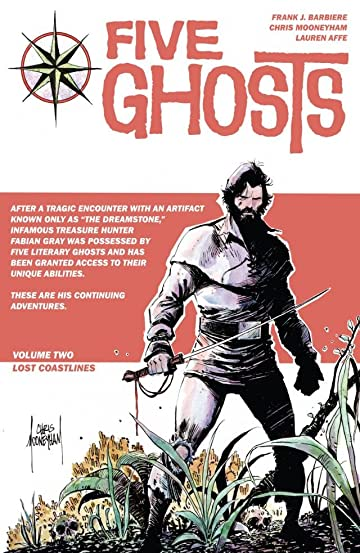 Five Ghosts Tome 2: Lost Coastlines