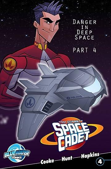 Tom Corbett: Space Cadet: Danger in Deep Space #4