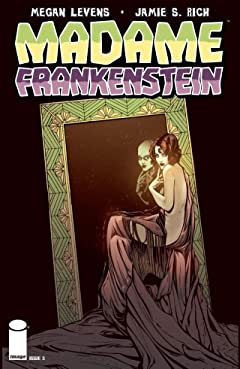 Madame Frankenstein #3 (of 7)