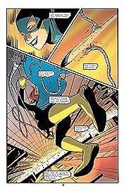 Batgirl: Year One #4