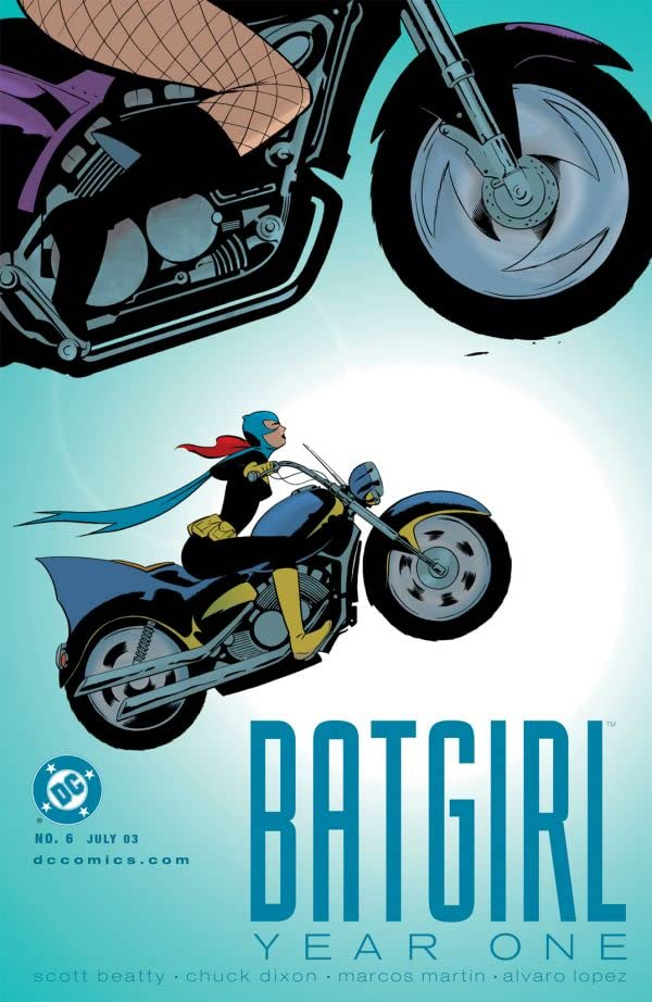 Batgirl: Year One #6