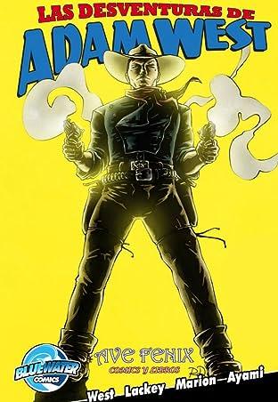 Mis-Adventures of Adam West: Spanish Edition #2