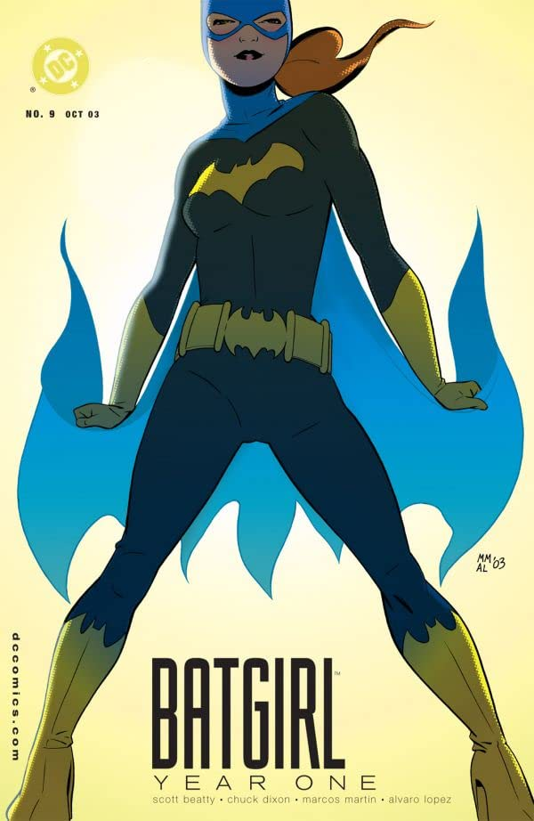 Batgirl: Year One #9