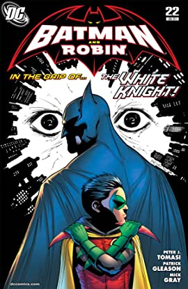 Batman and Robin (2009-2011) #22
