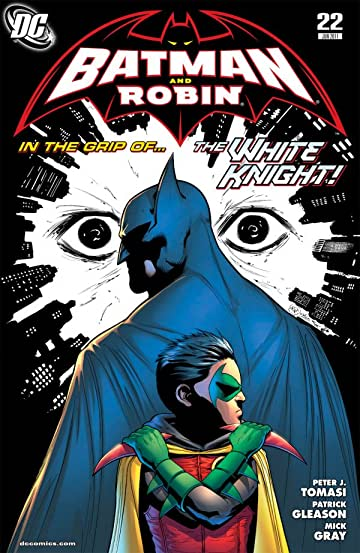 Batman and Robin (2009-2011) #22
