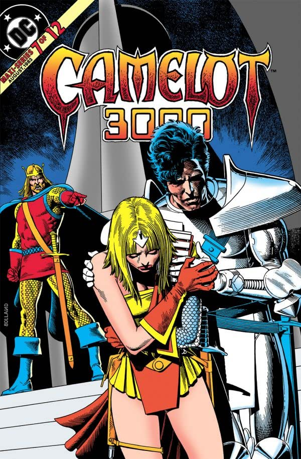 Camelot 3000 #7 (of 12)