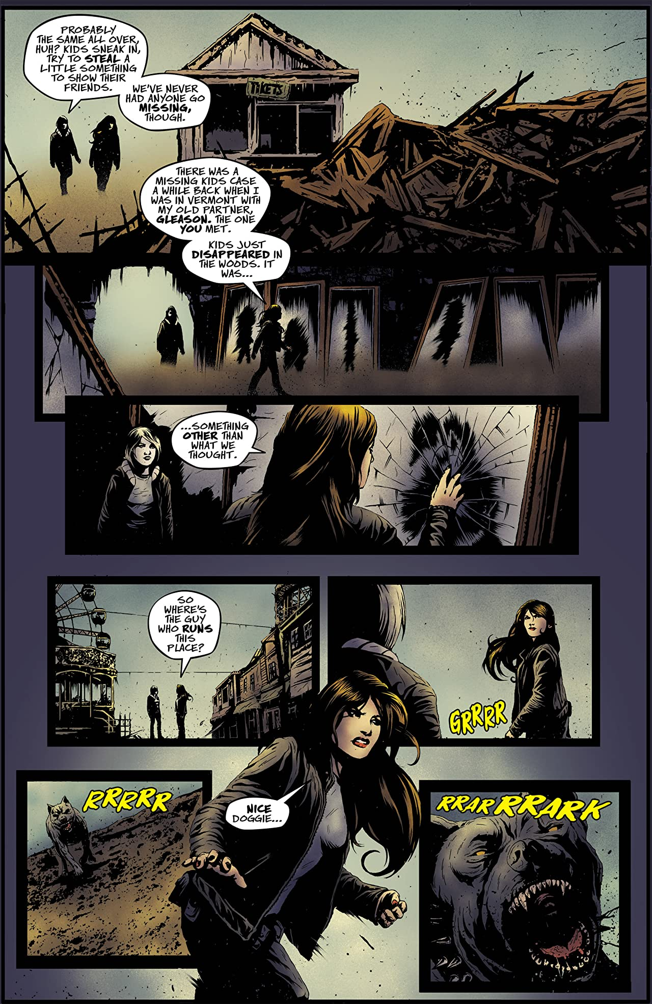 Witchblade #176