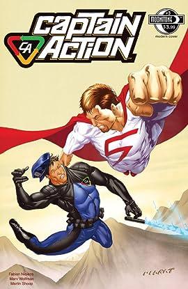 Captain Action #3