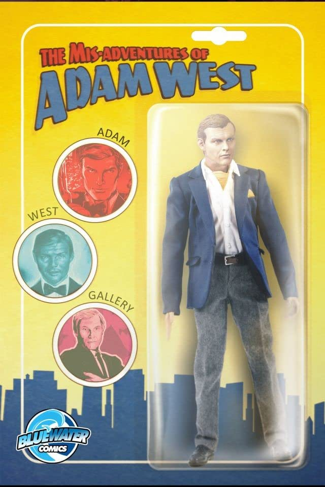 Mis-Adventures of Adam West: Gallery