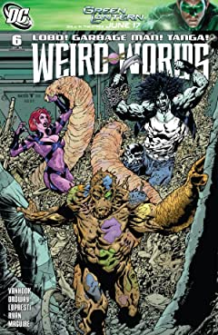 Weird Worlds #6 (of 6)