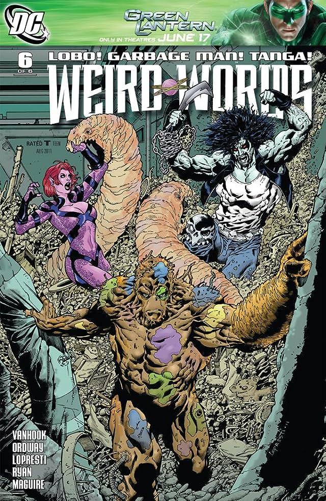 Weird Worlds #6