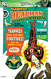 Flashpoint: Deadman and the Flying Graysons #1 (of 3)