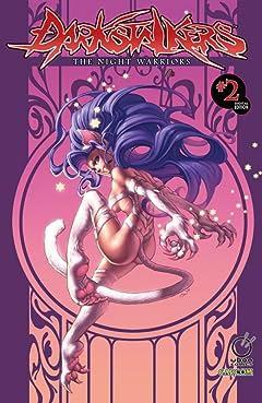 Darkstalkers: The Night Warriors #2 (of 3)