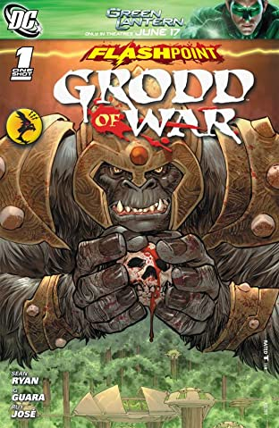 Flashpoint: Grodd of War #1