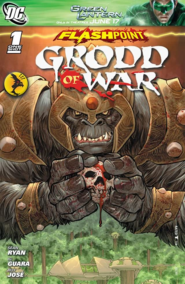 Flashpoint: Grodd of War #1