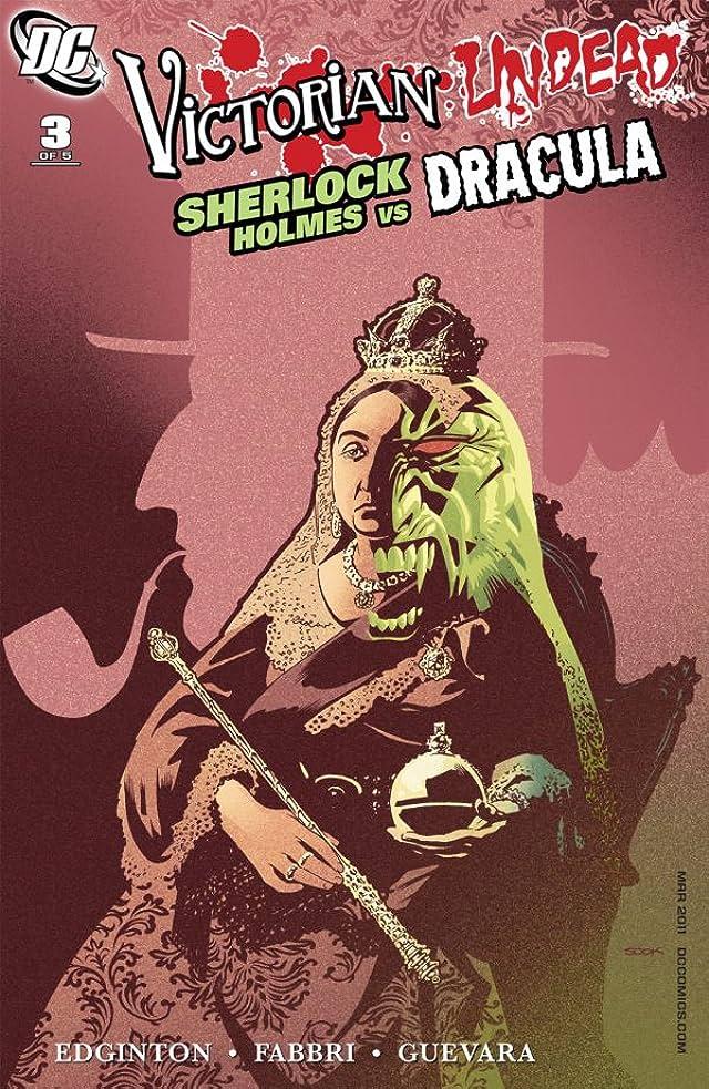 Victorian Undead II: Sherlock Holmes vs. Dracula #3