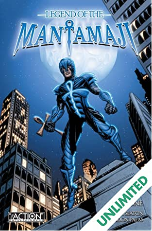 Legend of the Mantamaji: Book One