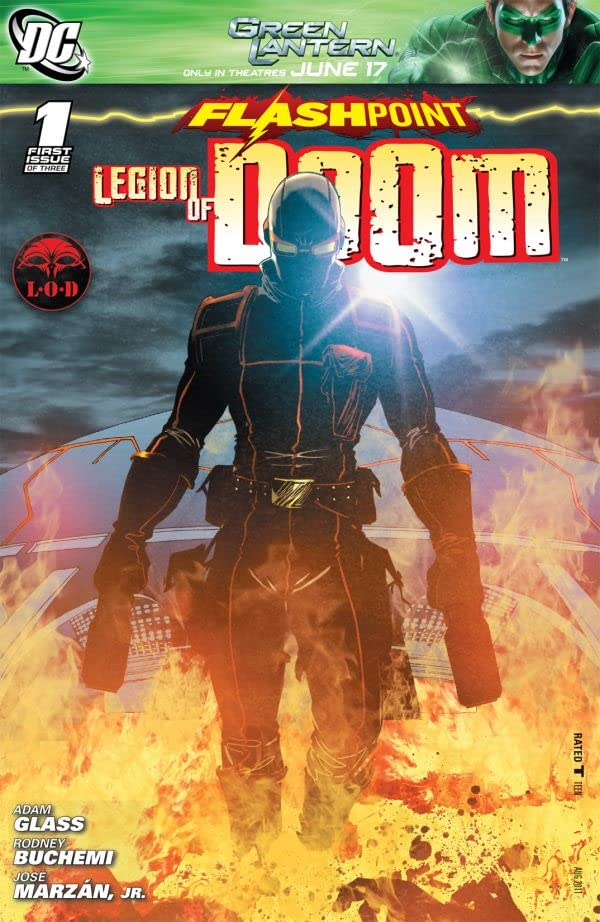 Flashpoint: Legion of Doom #1 (of 3)