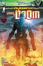 Flashpoint: Legion of Doom #1