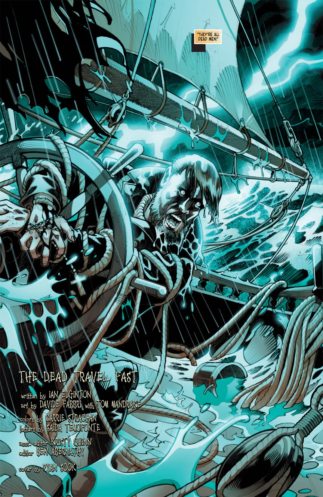 Victorian Undead II: Sherlock Holmes vs. Dracula #1 (of 5)