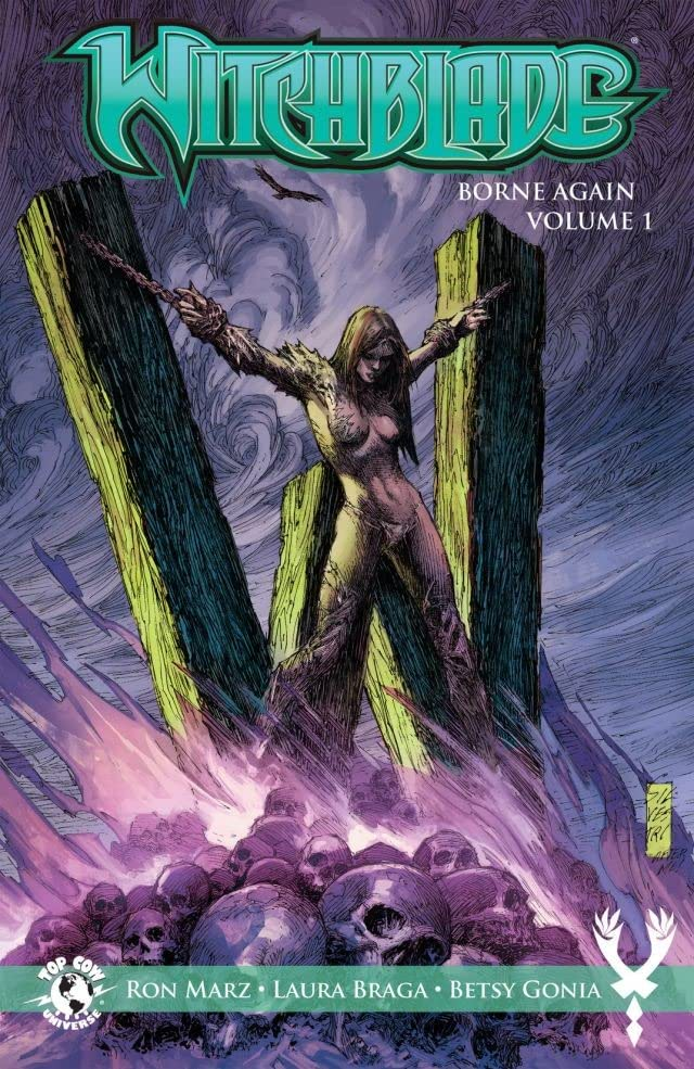 Witchblade: Borne Again Vol. 1
