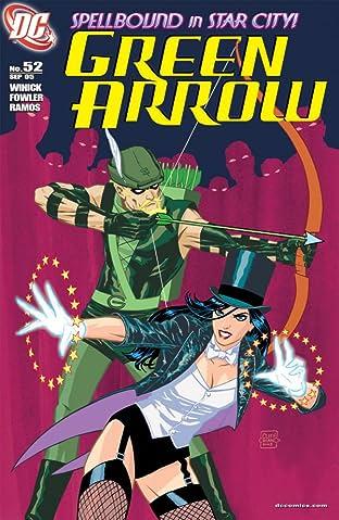 Green Arrow (2001-2007) #52