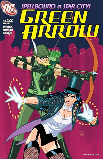 Green Arrow (2001-2007) #52