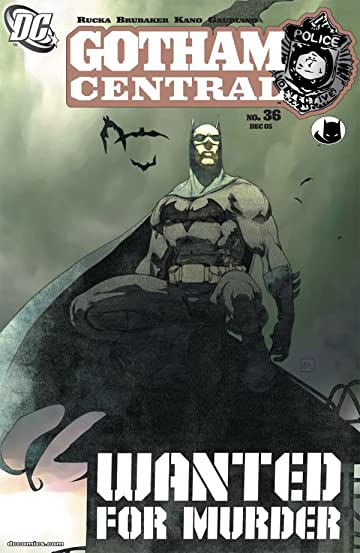 Gotham Central #36
