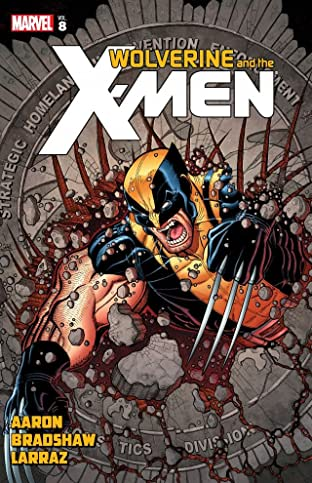 Wolverine and the X-Men By Jason Aaron Tome 8