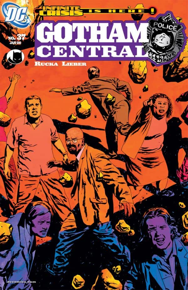 Gotham Central #37