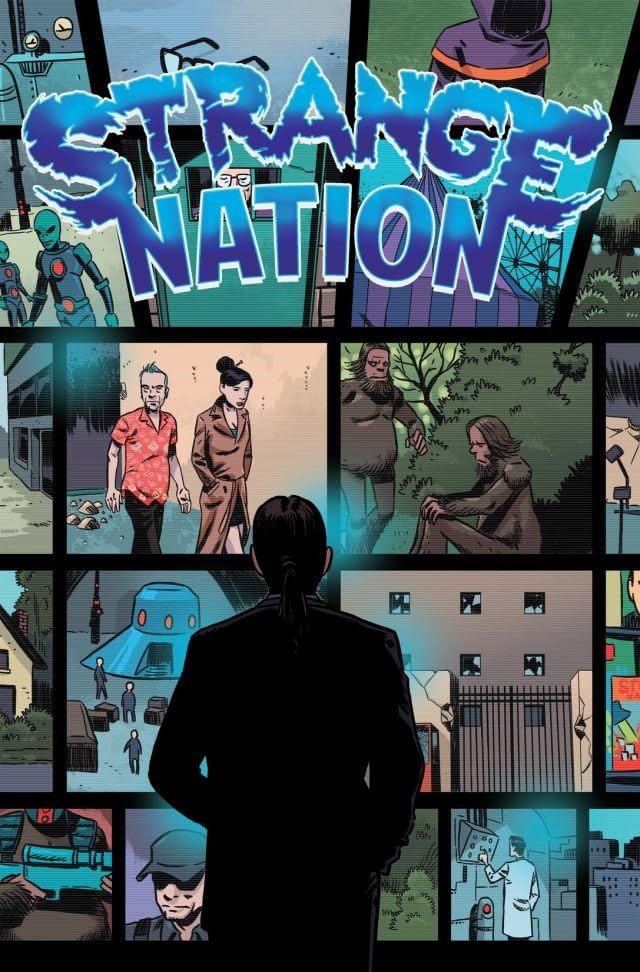 Strange Nation #6