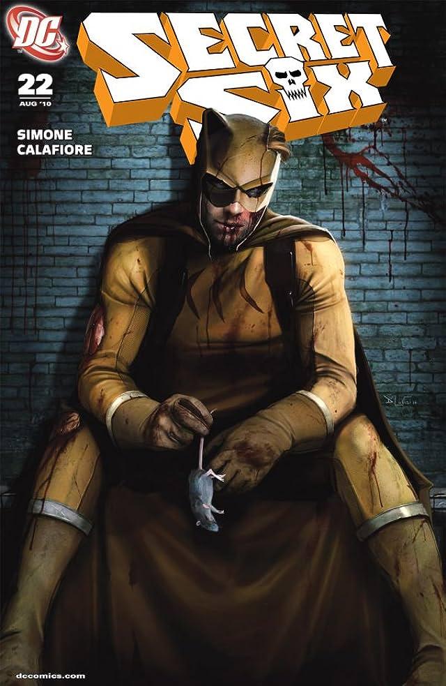 Secret Six (2008-2011) #22