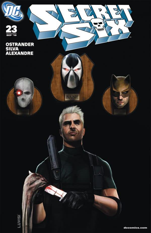 Secret Six (2008-2011) #23