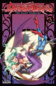 Darkstalkers: The Night Warriors #3 (of 3)