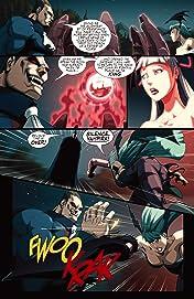 Darkstalkers: The Night Warriors #3 (of 3)